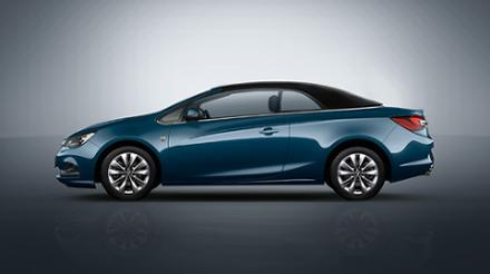 Vauxhall Cascada 2.0CDTi 16v (195PS) BiTurbo Start/Stop Elite 2dr