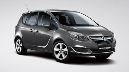 Vauxhall Meriva 1.4i 16v VVT (100PS) Tech Line 5dr