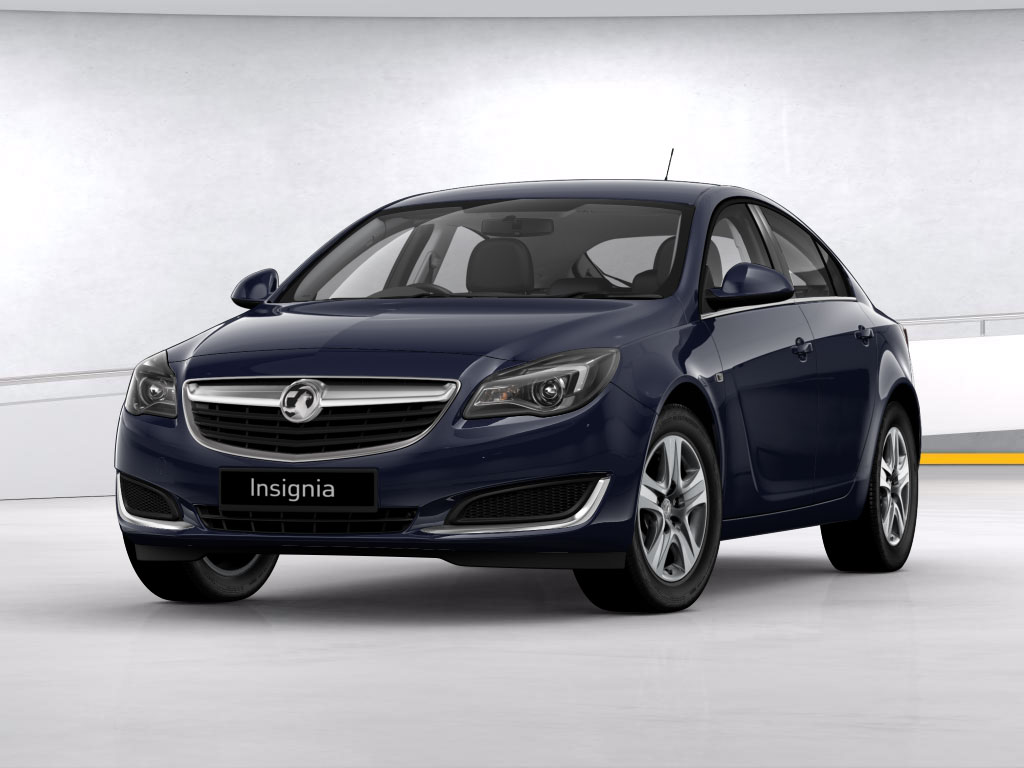 Vauxhall Insignia DESIGN 1.8i 140PS