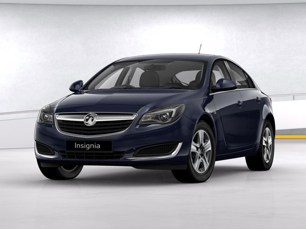 Vauxhall Insignia DESIGN 1.6CDTi 136PS auto