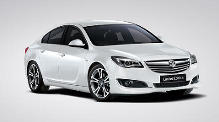 Vauxhall New Insignia 1.4i VVT Turbo (140PS) Start/Stop Limited Edition