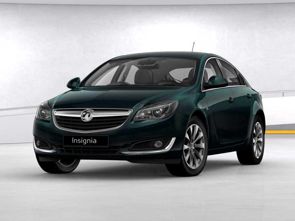 Vauxhall Insignia ELITE NAV 1.6CDTi 136PS auto