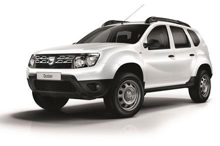 New Dacia Duster 1.6 16v 105 4x2 Access