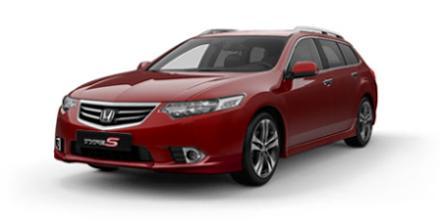 Honda Accord Tourer 2.2 i-DTEC TYPE-S 5dr [ADAS]