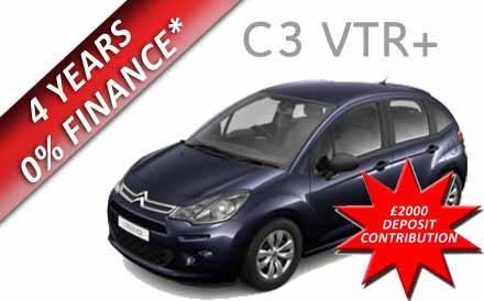 Citroen C3 VTR+ 1.1 VTi 68PS