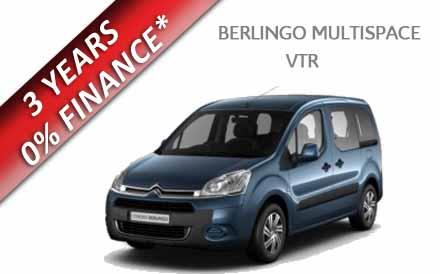 Citroen Berlingo Multispace 1.6 HDI VTR 5dr