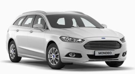 Ford Mondeo Estate Zetec 1.5TDCi 120ps ECOnetic