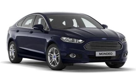 Ford Mondeo Titanium Edition 2.0TDCi 150ps 5dr Powershift Auto