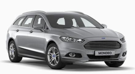 Ford Mondeo Estate Titanium 2.0TDCi 150PS