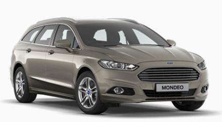 Ford Mondeo Estate Titanium 2.0TDCi 180ps Est