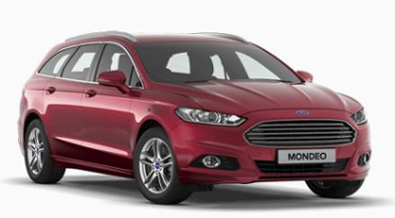 Ford Mondeo Estate Titanium 2.0TDCi 180ps Powershift Auto