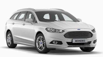 Ford Mondeo Estate Titanium 2.0T EcoBoost 240ps Est Auto