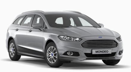 Ford Mondeo Estate Zetec 1.5T EcoBoost 160ps Est