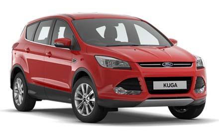 New Ford Kuga Titanium 2.0TDCi 150ps FWD