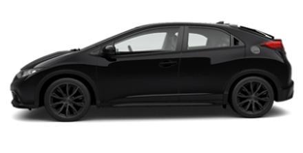 Honda Civic Civic 1.8 i-VTEC BLACK SPECIAL EDITION
