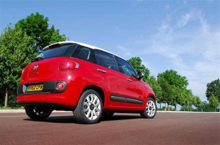 Fiat 500L 1.3 Multijet Pop Star Dualogic - £237 per month*