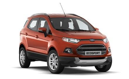 Ford Ecosport 1.5TDCi 95ps Titanium