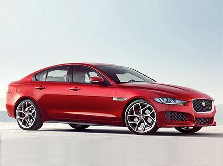 Jaguar XE Saloon 2.0d (163PS) Prestige Manual