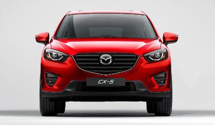 Mazda CX-5 2.2d AWD SE-L Nav