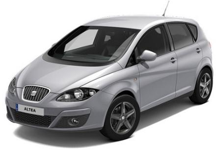 Altea I-TECH 2.0 TDI 140PS 5dr