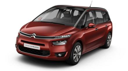 Citroen Grand C4 Picasso Exclusive 2.0 BlueHDi 150PS EAT6 (Automatic)