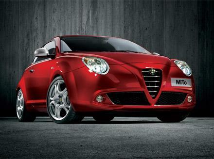 Alfa Romeo Mito 1.4 78 bhp Progression