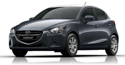 All-new Mazda2 1.5 75ps SE 5dr