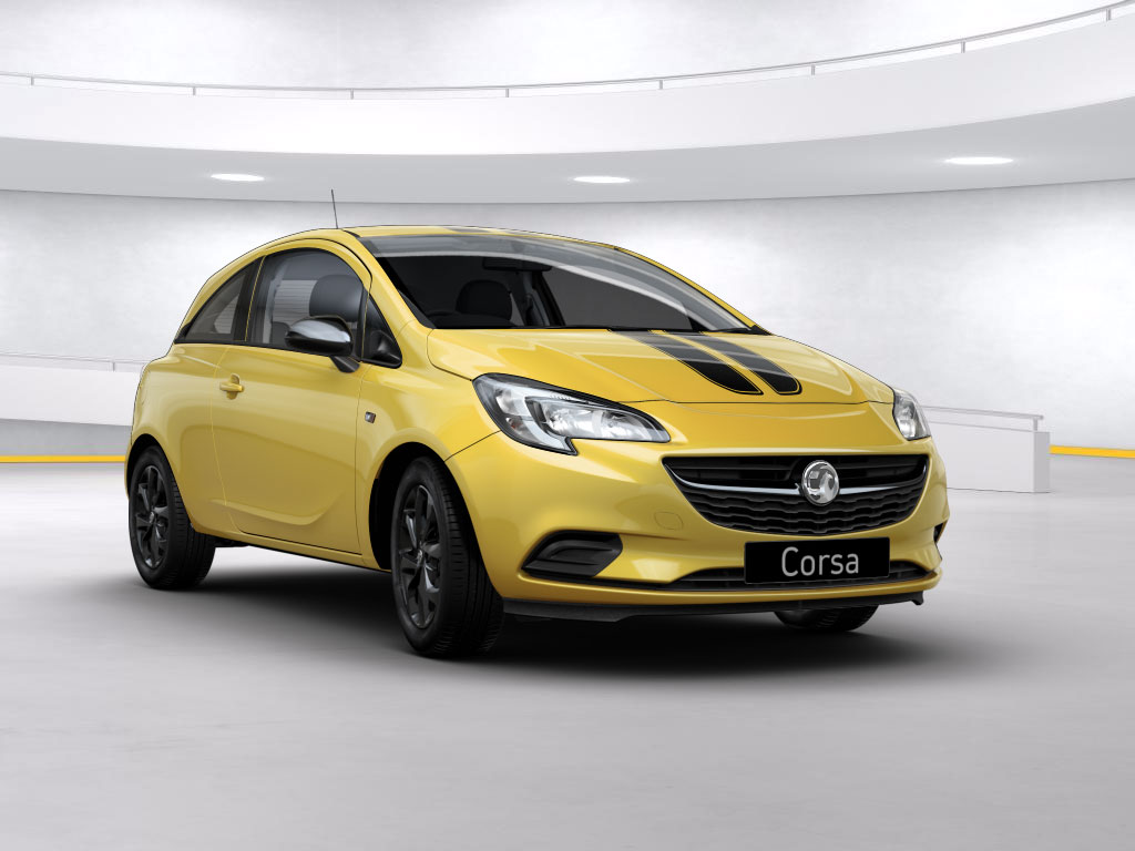 Vauxhall Corsa STING R 1.0i 115PS Turbo Start/Stop ecoFLEX 3dr