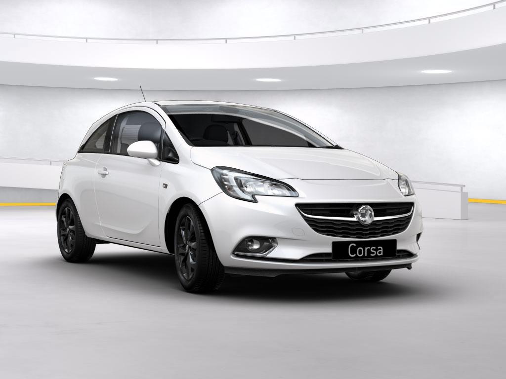 Vauxhall Corsa SRI 1.4i 75PS ecoFLEX 3dr