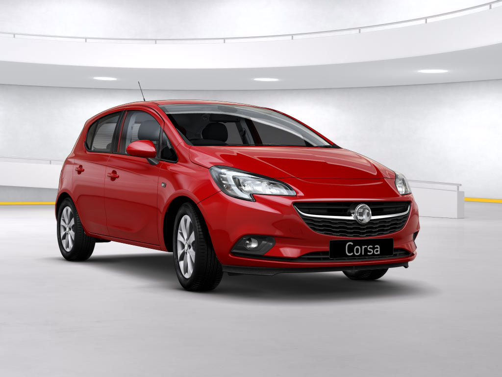 Vauxhall Corsa ENERGY 1.4i 75PS ecoFLEX 5dr