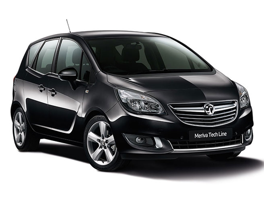 Vauxhall Meriva TECH LINE 1.4i 100PS
