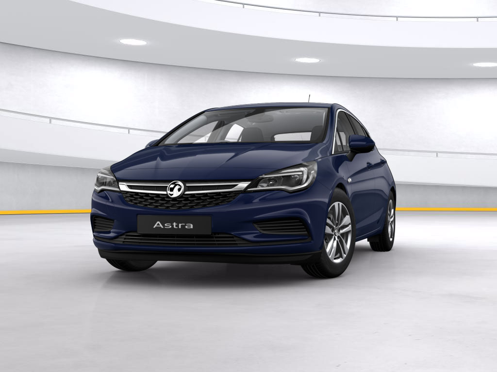 Vauxhall Astra DESIGN 1.4i 100PS
