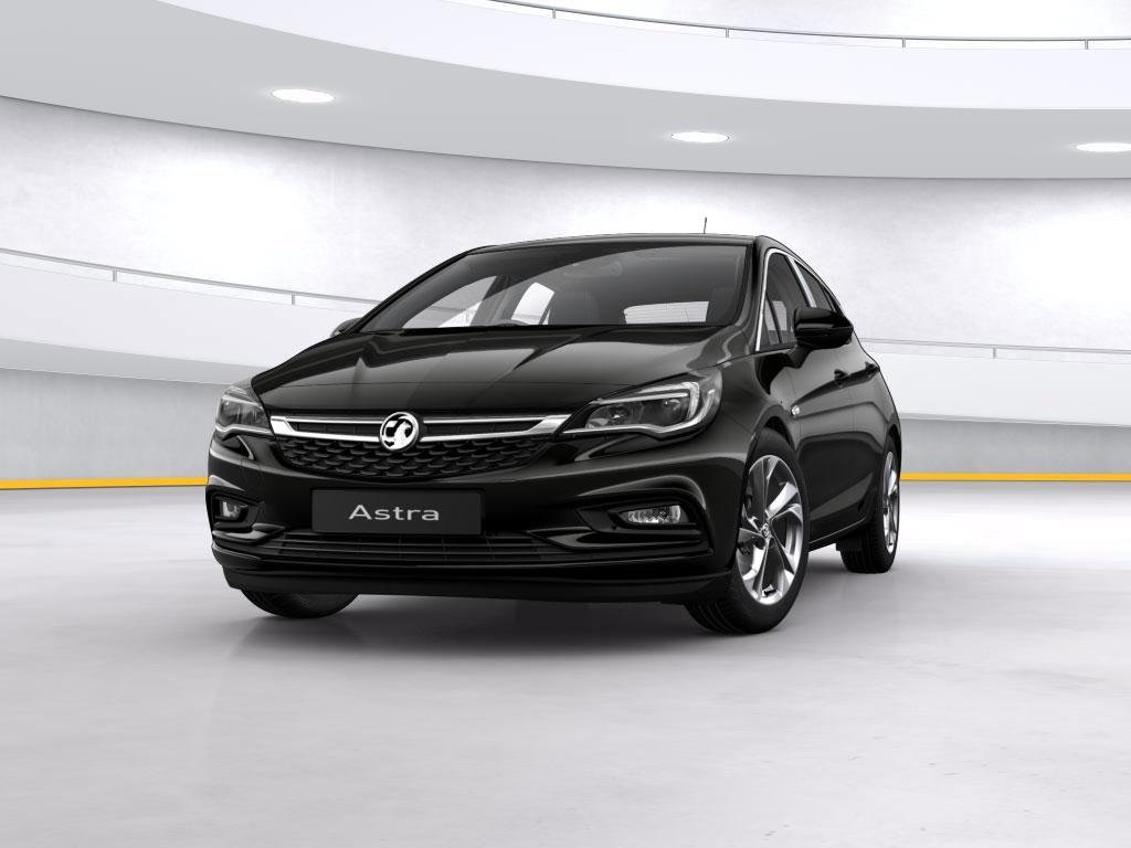 Vauxhall Astra SRI NAV 1.0i 105PS Turbo S/S ecoFLEX
