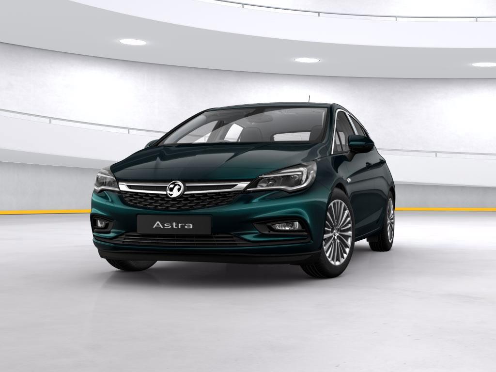 Vauxhall Astra ELITE 1.0i 105PS Turbo S/S ecoFLEX