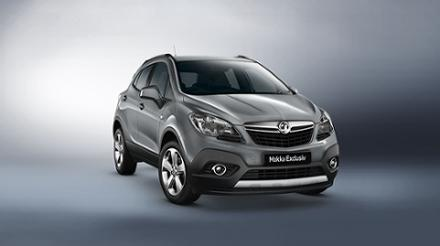 Vauxhall Mokka EXCLUSIV 1.6i 115PS Start/Stop FWD