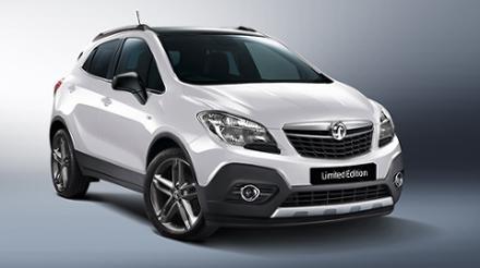 Vauxhall Mokka LIMITED EDITION 1.4i 140PS Turbo Start/Stop FWD