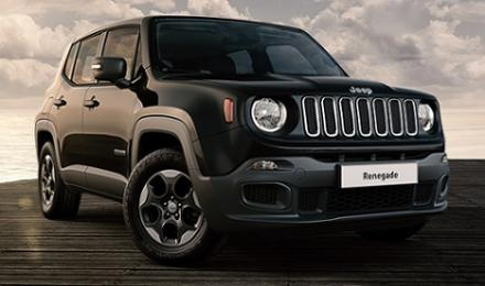 Jeep Renegade 1.6 MultiJet II 120hp sport Incl Special Paint