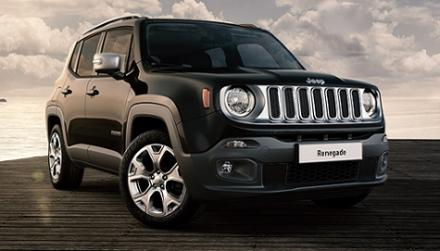 Jeep Renegade 1.6 MultiJet II 120 hp Limited Incl Special Paint