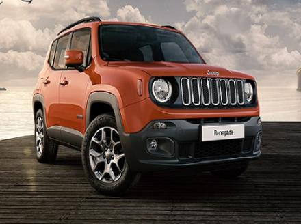 Jeep Renegade 1.4 MultiAir II 140hp Longitude Manual