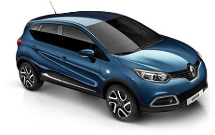 Renault Captur Dynamique MediaNav TCE 90 Stop & Start
