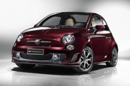 Available with 0% APR at Abarth Preston
