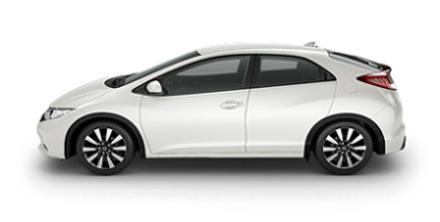 Honda Civic 1.8 i-VTEC SE Plus 5dr