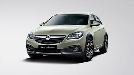 New Vauxhall Insignia Country Tourer Cars