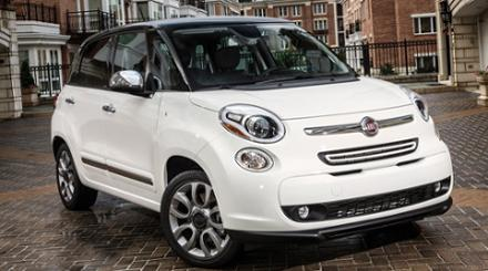 Fiat 500L Lounge 1.4 95HP with £1400 Deposit Contribution