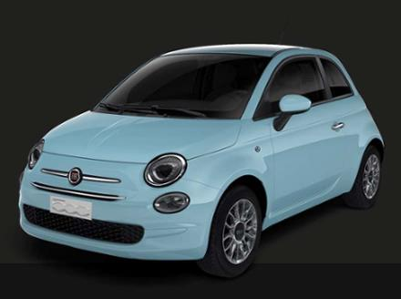 new fiat 500 cars motorparks. Black Bedroom Furniture Sets. Home Design Ideas