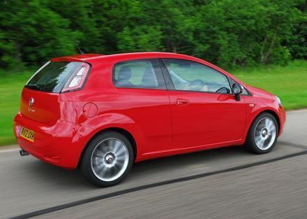 Fiat Punto 1.2 8v Easy 3dr