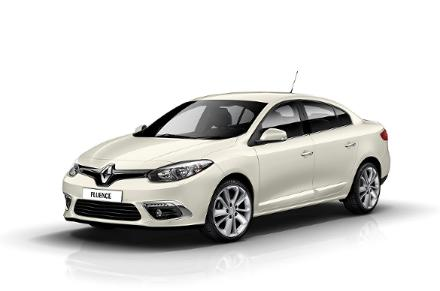 Renault Fluence 70kW Expression+ automatic