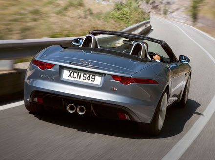 Jaguar  Retailer for London and Docklands