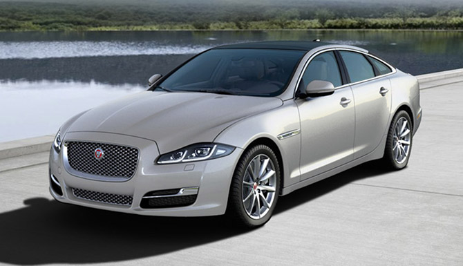 Jaguar XJ 3.0d V6 Luxury 4dr Auto