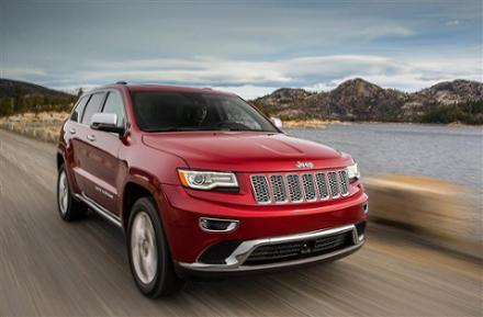 Jeep Grand Cherokee 3.0 CRD Limited 5dr Auto